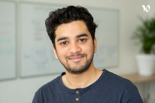Rencontrez Arjun, CTO - YZR