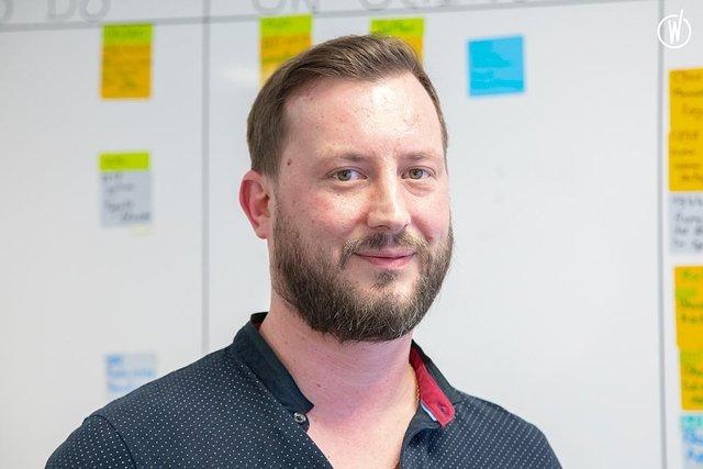 Rencontrez Christophe, Agile Coach, Scrum Master and HMI developer  - Tiama inspection worldwide