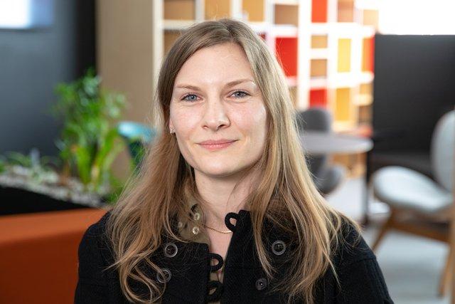 Rencontrez Morgane, Cheffe de projet mobile & VR/AR - Orange