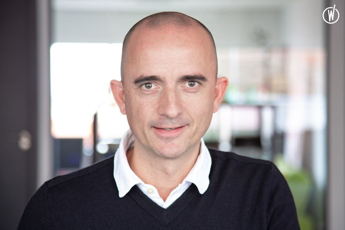 Rencontrez Vincent, Co-Founder  - FrenchFounders