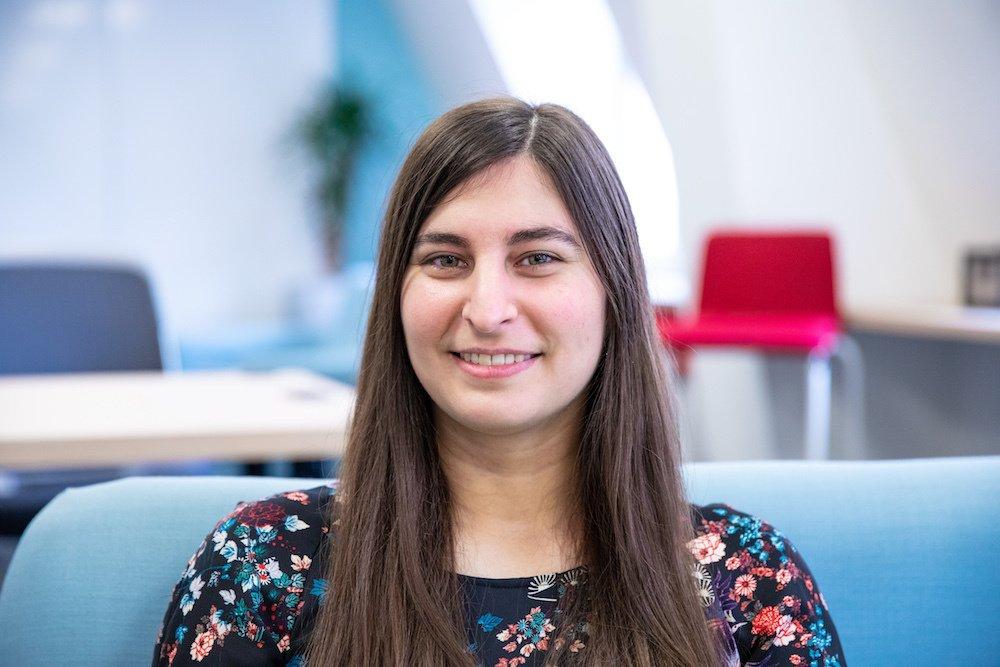 Rencontrez Floriane, Consultante Cloud Adoption - Devoteam Revolve