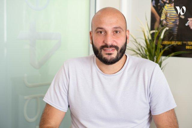 Rencontrez Sylvain, Directeur administratif et financier  - Deal4event