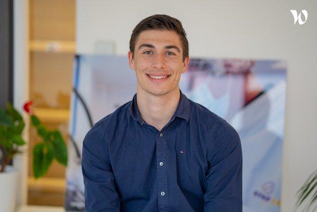 Rencontrez Hugo, Ingénieur Commercial International - SynapCell