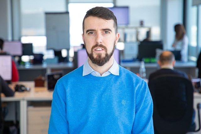 Conoce a Josep, Sales Manager - Classgap for Enterprise