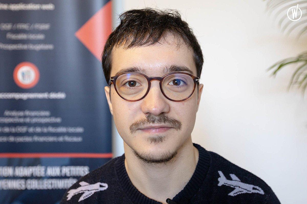 Rencontrez Romain , Software engineer - Simco