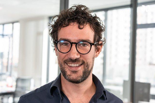 Rencontrez Léonard, Co-Founder - 3Dcelo