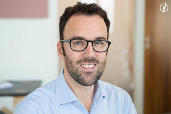 Rencontrez Grégory, Manager de l'Usine DataAnalytic Production du groupe EDF - EDF