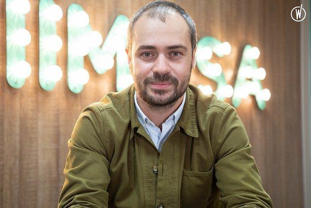 Rencontrez Florian, CEO - MiiMOSA