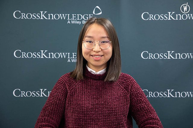 Meet Tuyana, Learning Technology Consultant - CrossKnowledge