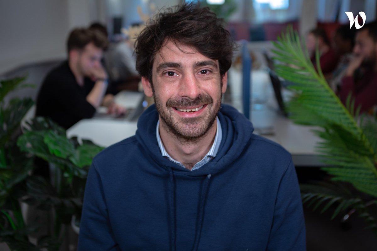 Rencontrez Arthur, Directeur Commercial - Cartesia Éducation