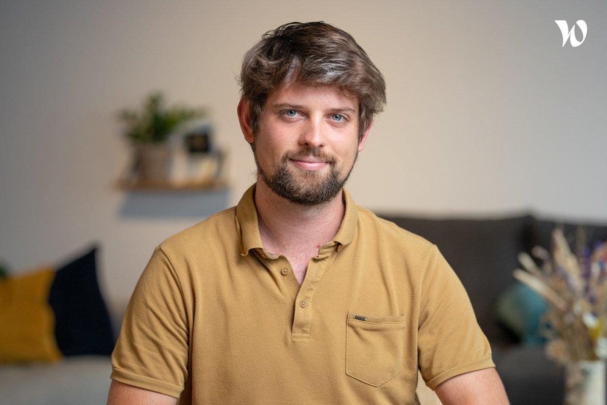 Meet Simon Duvergier, Lead Developer - Shipup