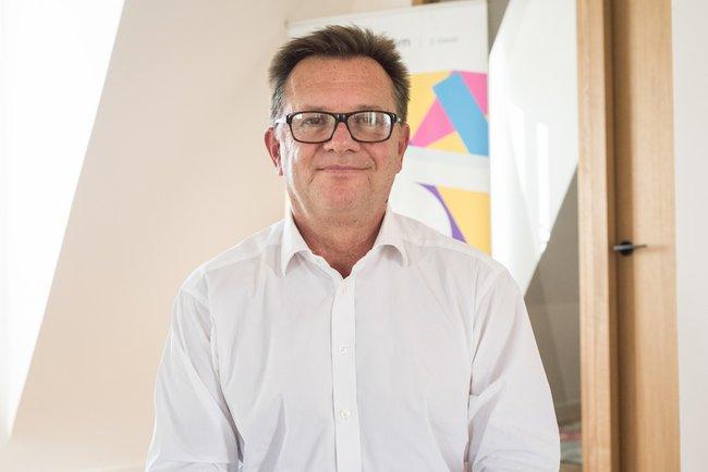 Rencontrez Frédéric, Directeur Général - Devoteam G Cloud