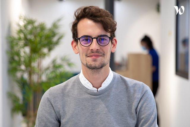 Clément, Directeur Régional - LUNETTES POUR TOUS