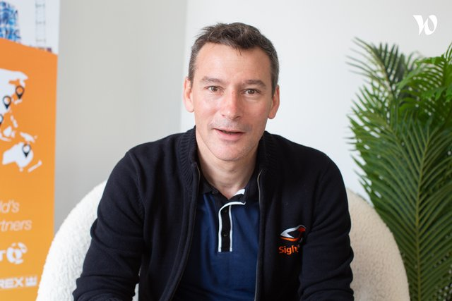 Rencontrez Antoine, Senior VP Engineering - Sightcall