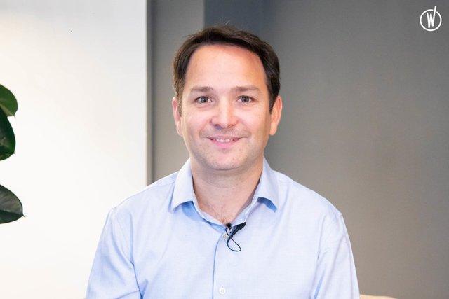 Rencontrez Benjamin, CTO, & Co Founder - DataDome