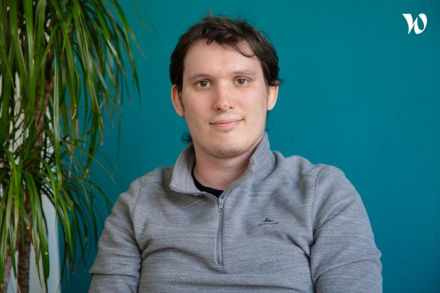 Rencontrez Romain, Data Engineer - Impala