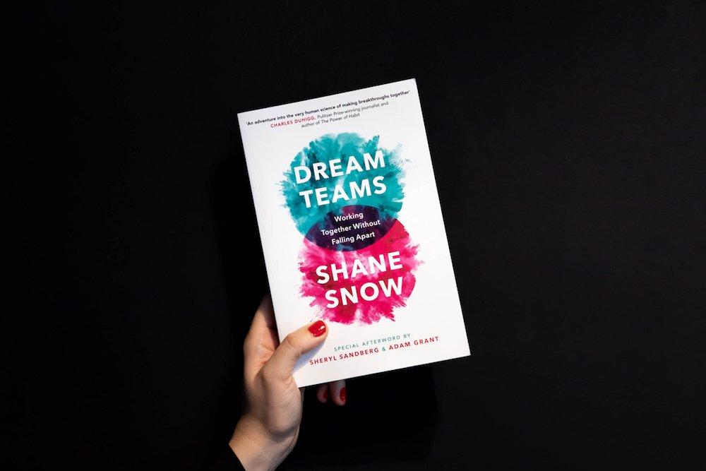 Dream Teams ou comment travailler ensemble sans se détruire