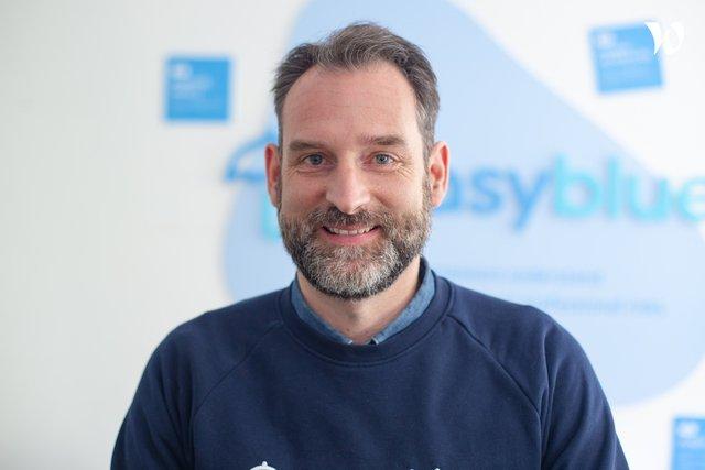 Découvrez Easyblue avec François Xavier, PDG - Easyblue