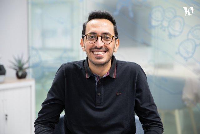 Rencontrez Oussama, Développeur IT -  EcoMundo