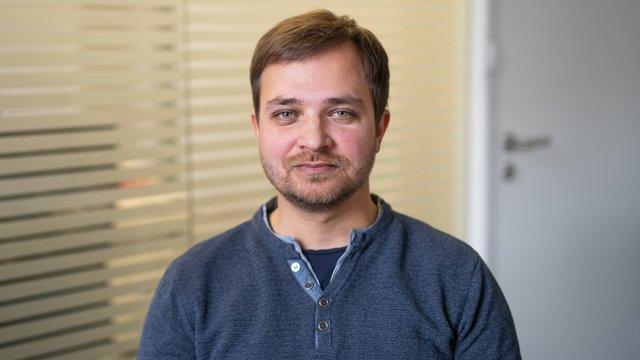 Vladimír Hranáč, Co-Founder a CTO - Betsys