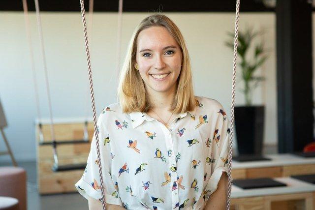 Rencontrez Lucie, Workspace Senior Consultant - Parella