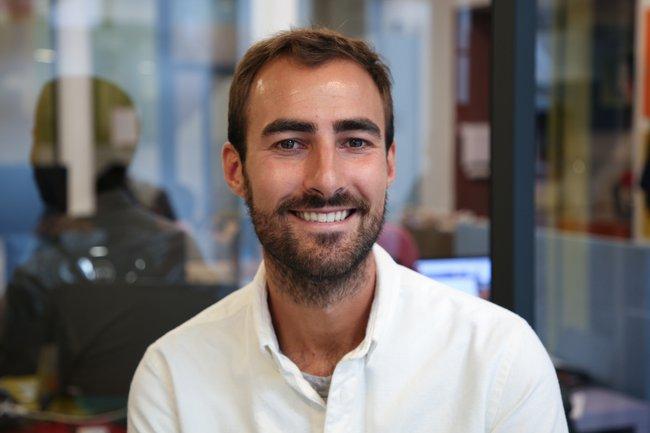 Rencontrez Yann, Account Manager - Deliveroo