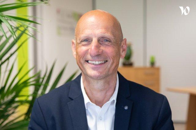 Rencontrez Joël, Consultant - Dirigeant - ERIVA