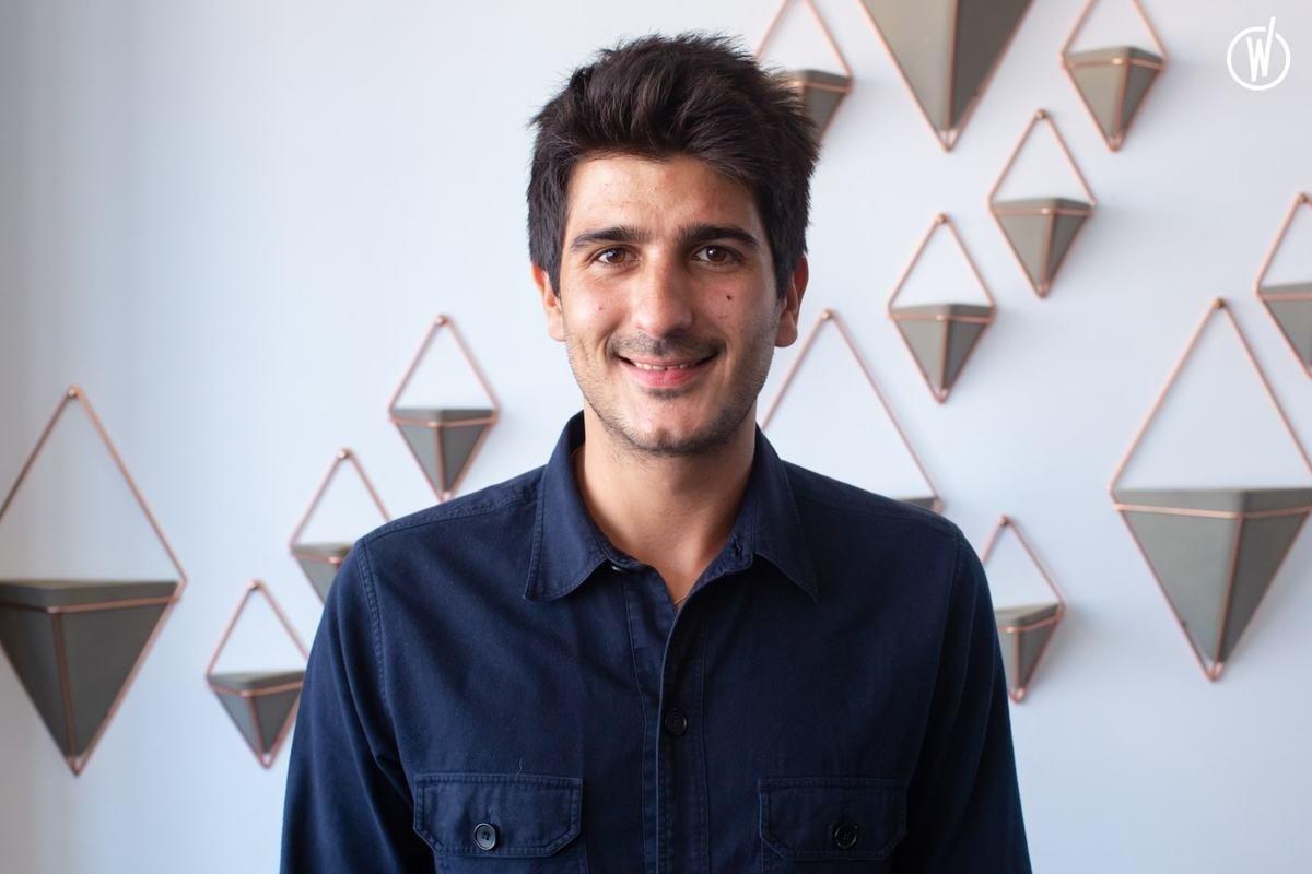 Rencontrez Marc, CEO - Skeat