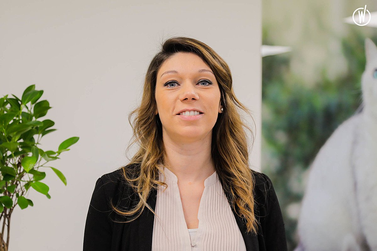 Rencontrez Armandine, Responsable marketing, marque et communication - Ultra Premium Direct
