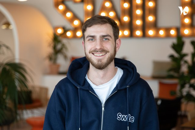 Meet Axel, Fullstack Developer - Swile