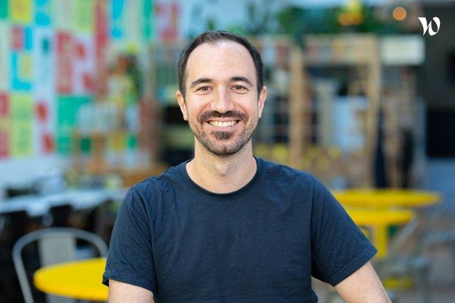 Rencontrez Nicolas, Director of Engineering - Frichti