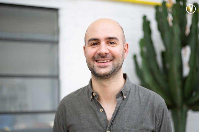 Rencontrez Pierre, Directeur de Clientèle - Uzful