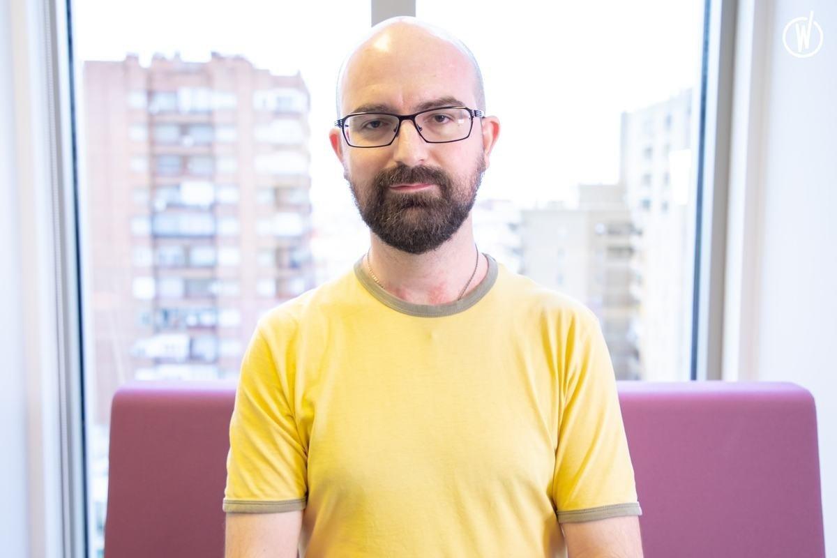 Conoce a Juan, Google Cloud Architect - Nubalia part of Devoteam