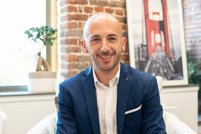 Rencontrez Laurent, Responsable Commercial - Enaco