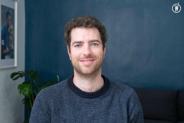Meet Pierre, Senior Full Stack Developer - Sorare