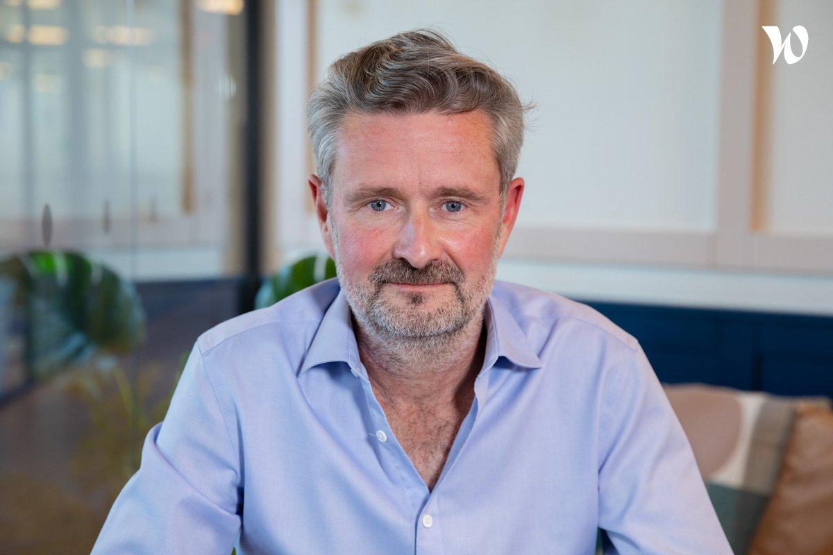 Rencontrez Nicolas, CEO - Wedia