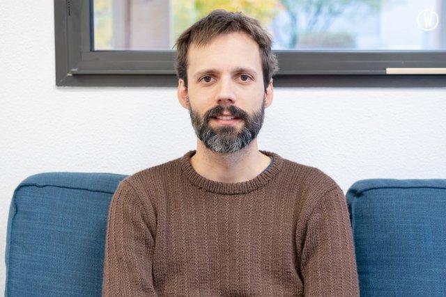 Rencontrez Yannick, Lead developer - Dougs
