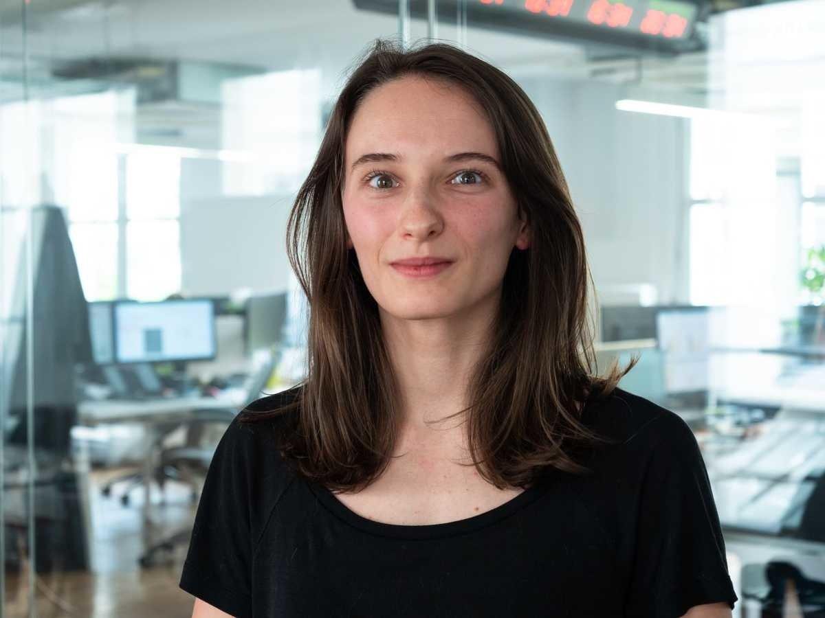 Rencontrez Cassie, Front end Developper - Kpler