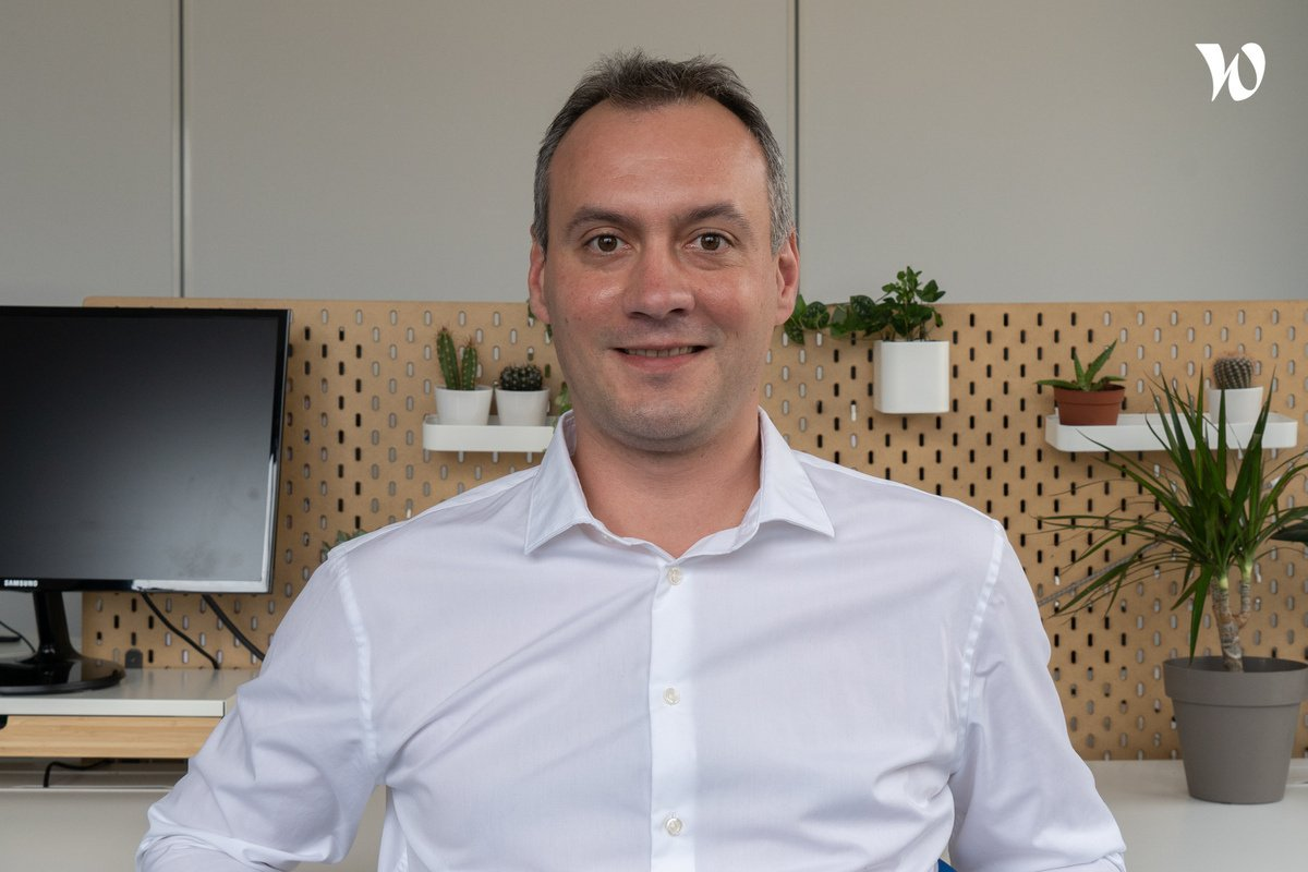 Rencontrez Olivier, Co-fondateur & Product Owner - Boostmyshop
