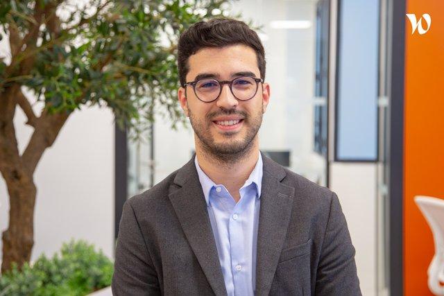 Rencontrez Ismaël, Consultant Junior - DBA