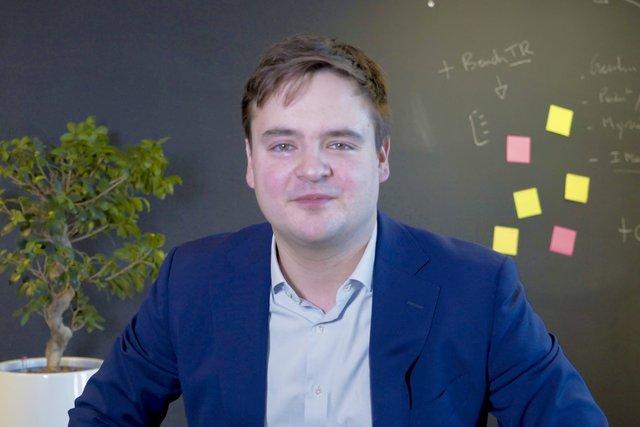 Rencontrez Yann, Senior Consultant - Cognizant Consulting