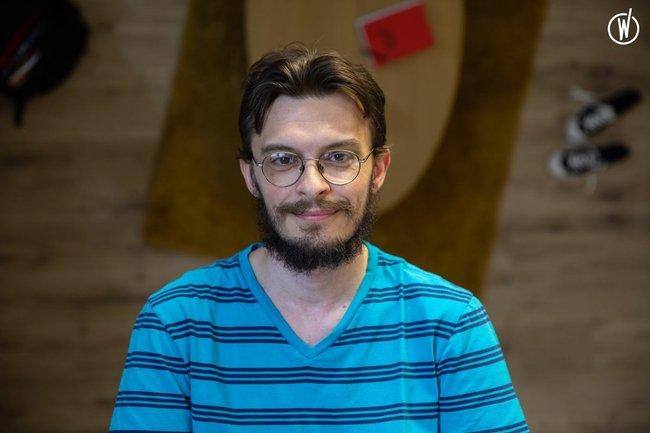 Meet Mickael, CTO  - Scaleway