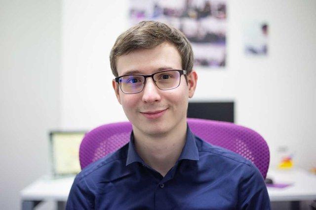 Rencontrez Sylvain, Co-fondateur & CEO - SESAMm