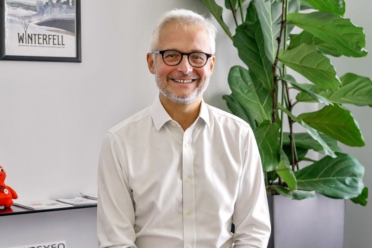 Rencontrez Antoine, Associé fondateur - Groupe Nexeo