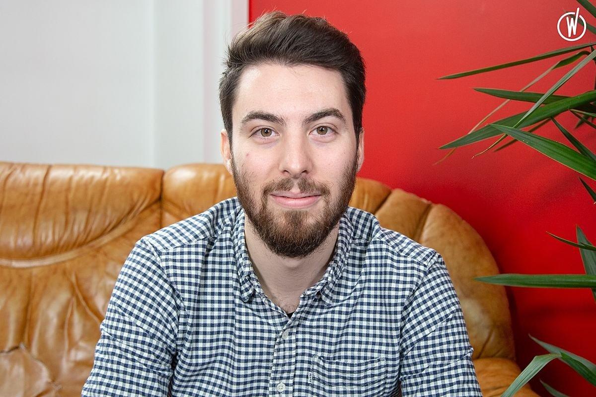 Rencontrez Antonin, Co-founder & head of partnerships - Tchoozz