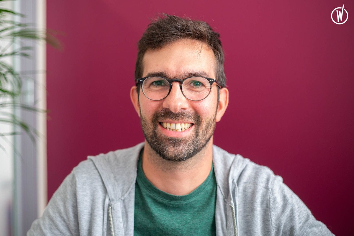 Rencontrez Raphaël Fonrouge, Product Manager & Frontend Lead Developer - Odaseva
