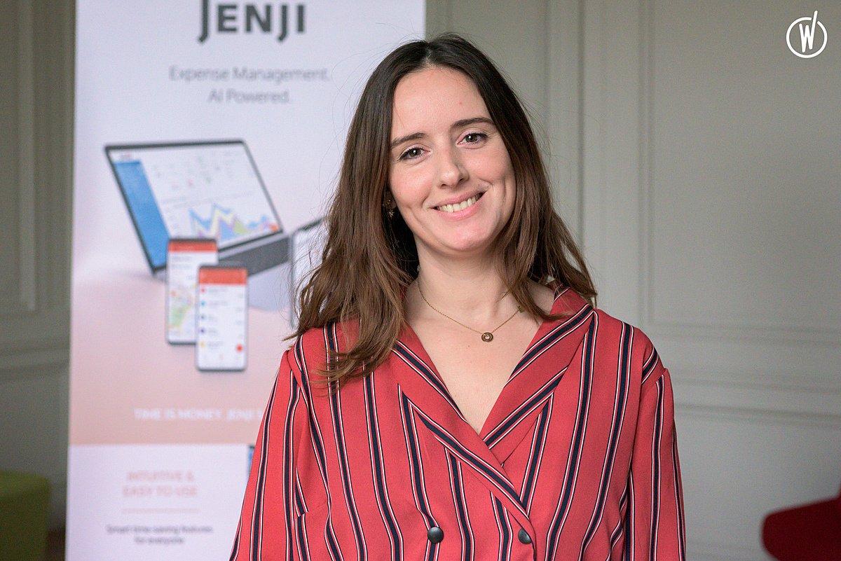 Rencontrez Marina, Customer Care Manager - Jenji