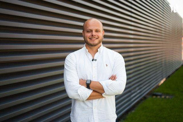Marek Zámečník, CEO - Vestberry