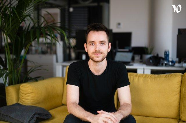 Michal Fašánek, Backend Developer - Vestberry