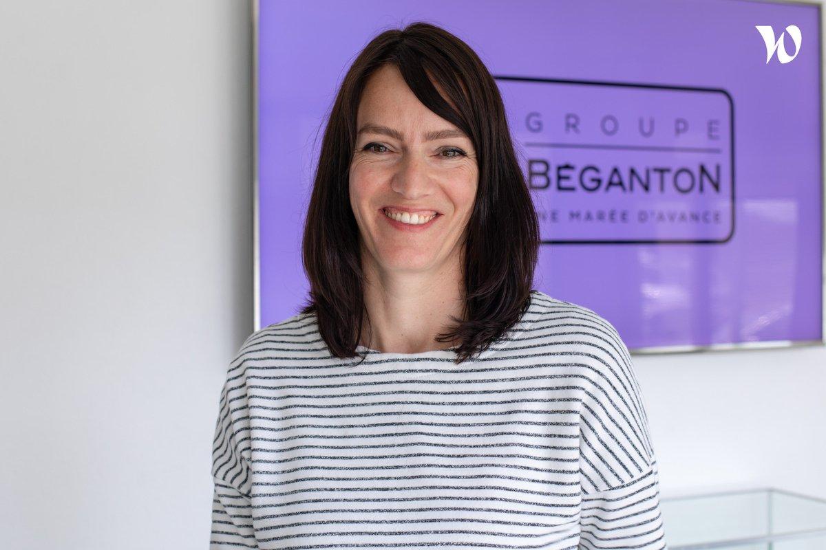 Rencontrez Mathilde, en charge de l'administration des ventes - Groupe Mericq